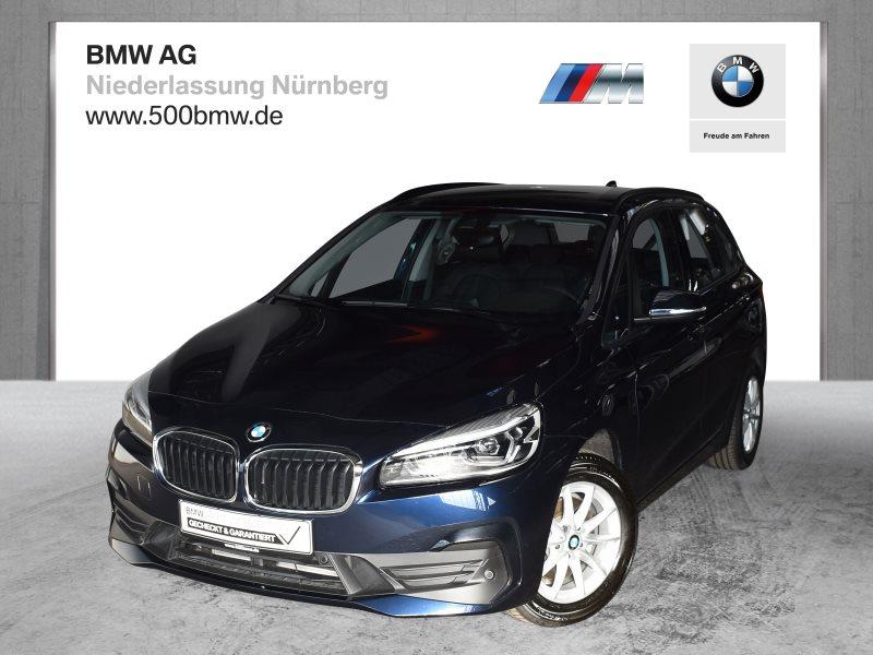 BMW 220d xDrive Active Tourer EURO6 Advantage HiFi LED Navi Shz, Jahr 2019, Diesel