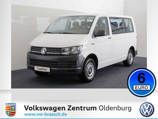 Volkswagen T6 Kombi Klima, FSE, 9-Sitzer, Jahr 2017, Diesel