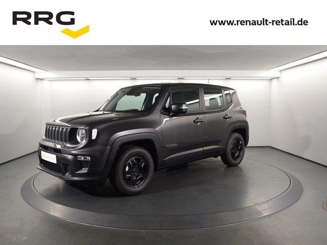 Jeep RENEGADE SPORT FWD 120 KLIMA/TEMPOMAT, Jahr 2019, petrol