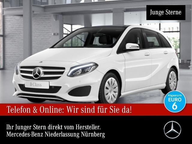 Mercedes-Benz B 200 Pano Distr. LED Kamera Navi Laderaump 7G-DCT, Jahr 2017, Benzin