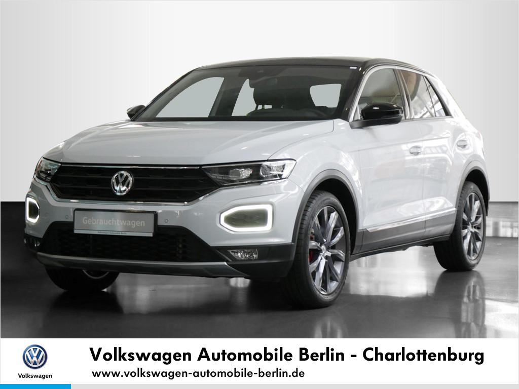 Volkswagen T-Roc 1.5 TSI Sport, Jahr 2018, Benzin