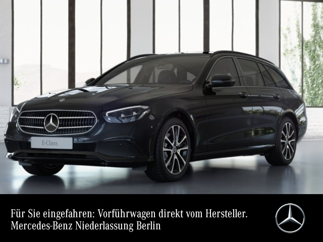 Mercedes-Benz E 200 T AVANTG+Night+Pano+LED+Kamera+Spur+Totw+9G, Jahr 2021, Benzin