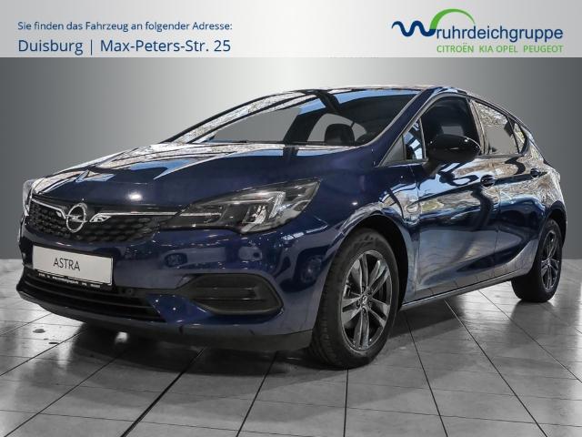 Opel Astra K 5türig 2020 1.2 Turbo EU6d LED PDCv+h LED-Tagfahrlicht, Jahr 2020, Benzin