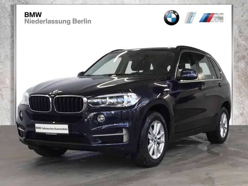 BMW X5 xDrive30d EU6 Xenon Navi Prof. el.Sportsitze, Jahr 2017, Diesel