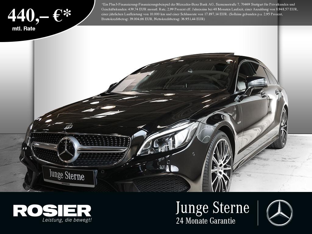 Mercedes-Benz CLS 400 SB 4M AMG Line, Jahr 2017, Benzin