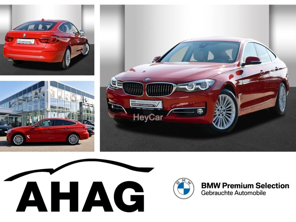 BMW 320 Gran Turismo GT Luxury Line Automatic Aut. PDC, Jahr 2019, Benzin
