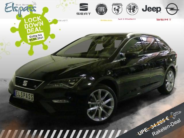 Seat Leon ST FR 1.5 DSG NAVI BEATS ACC VIRT.COCKP. PDC, Jahr 2019, Benzin