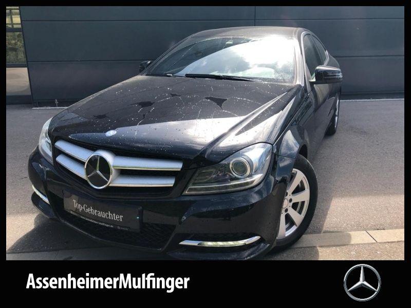 Mercedes-Benz C 220 CDI Coupé **COMAND/Memory/Distr/Kamera, Jahr 2013, Diesel
