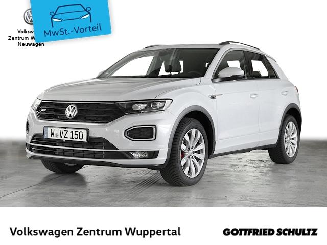 Volkswagen T-Roc SPORT 1.5 TSI DSG, Jahr 2020, Benzin