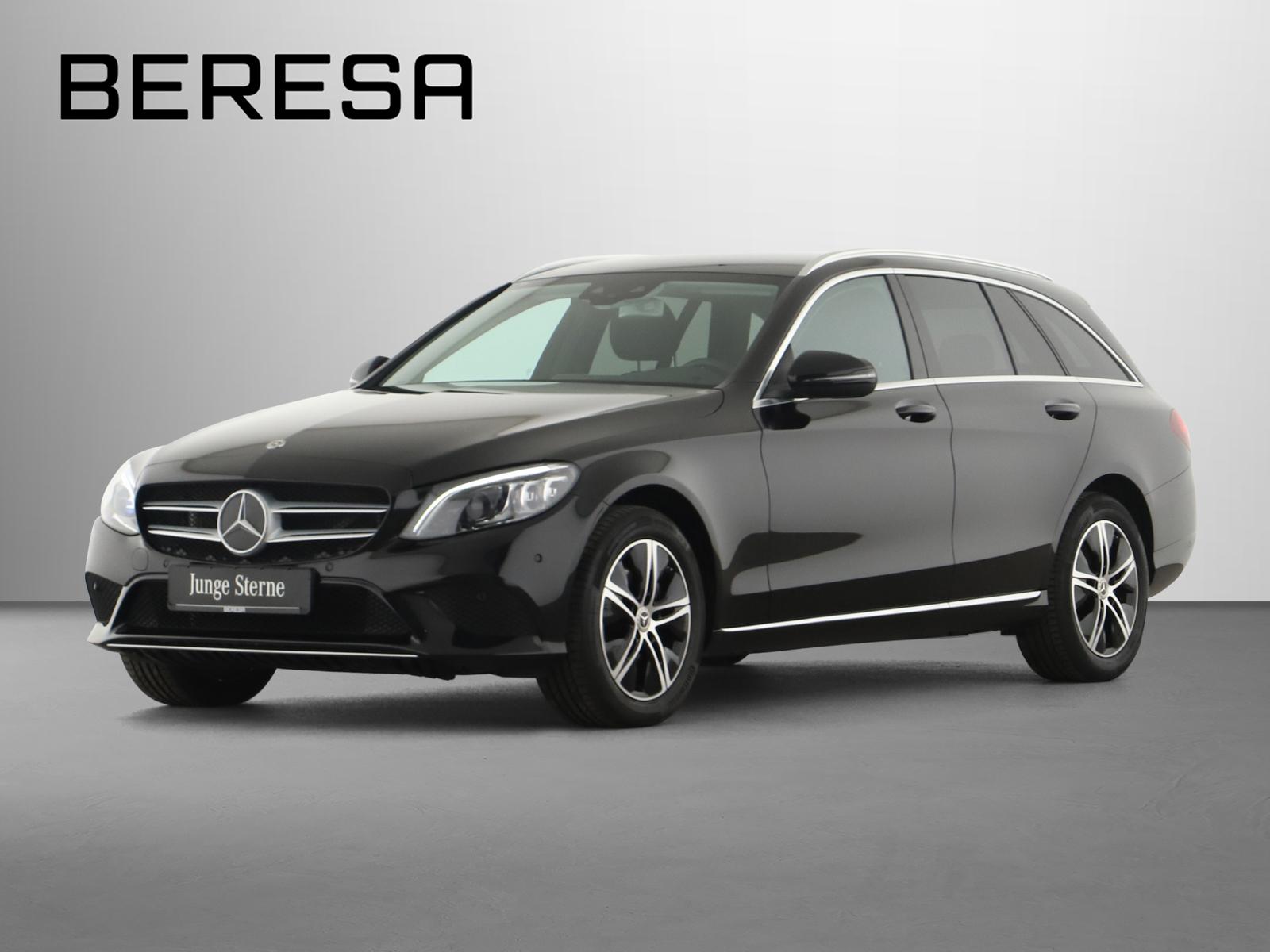 Mercedes-Benz C 220 d 4M T Avantgarde Comand Spur-P. LED, Jahr 2020, Diesel