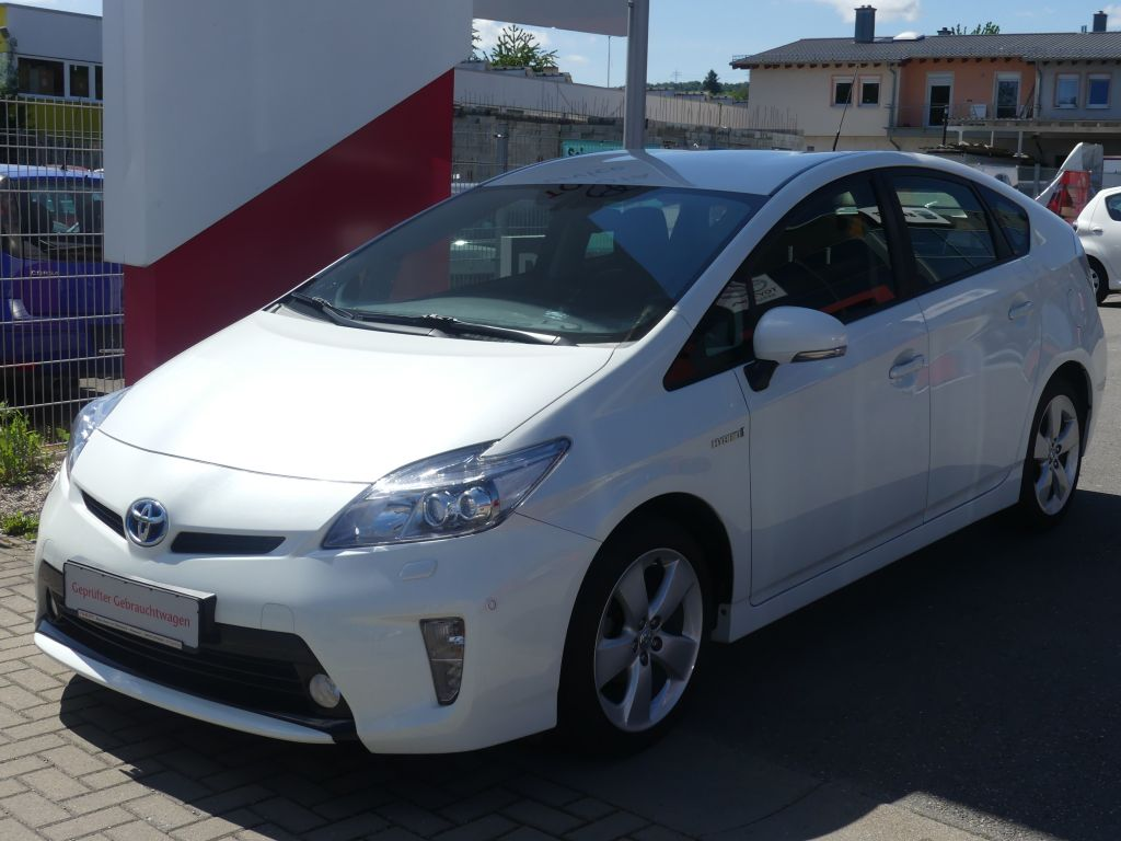 Toyota Prius (Hybrid) Executive*Navi*EP*LED*, Jahr 2014, Hybrid