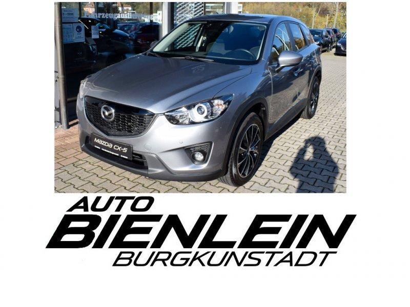 Mazda CX-5 2.0 165PS Sendo Anhängerkupplung Bose Einparkhilfe Cruisematic uvm., Jahr 2014, Benzin
