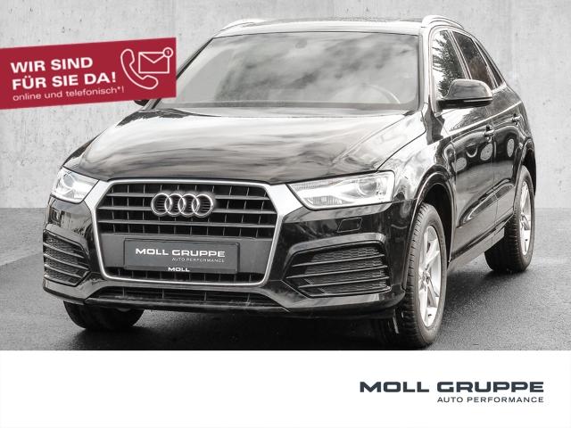 Audi Q3 2.0 TDI sport PANORAMA NAVI XENON, Jahr 2017, Diesel