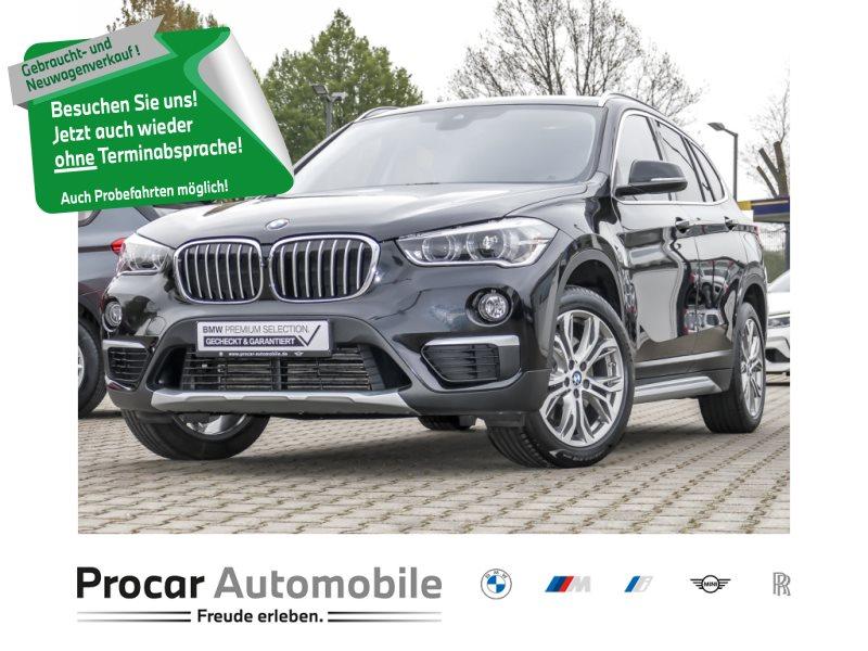 BMW X1 xDrive25d Aut. LED Lenkradheiz. 18 LM, Jahr 2018, Diesel