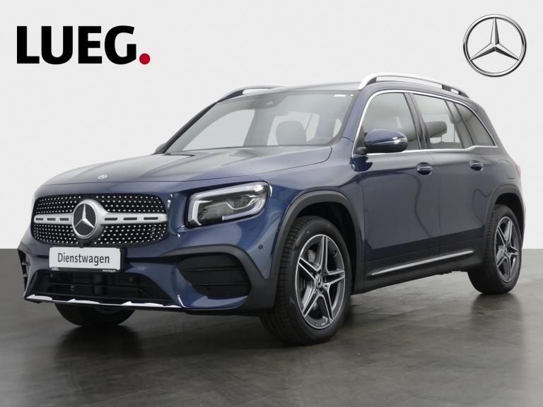 Mercedes-Benz GLB 250 4M AMG+19''+EL HECKKL+NAV-PREM+MULTIBEAM, Jahr 2020, Benzin