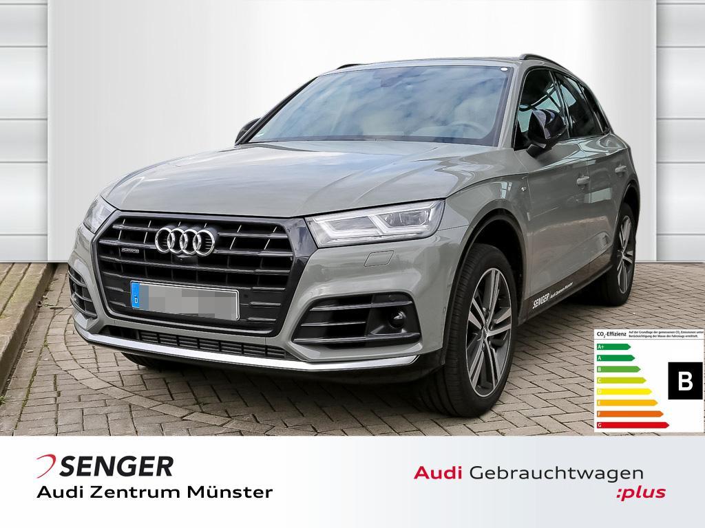 Audi Q5 sport 45 TDI quattro S line Matrix-LED Navi, Jahr 2020, Diesel