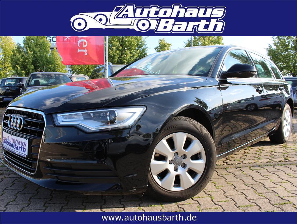 Audi A6 Xenon * Standheizung * Panodach * 1,99%, Jahr 2014, diesel