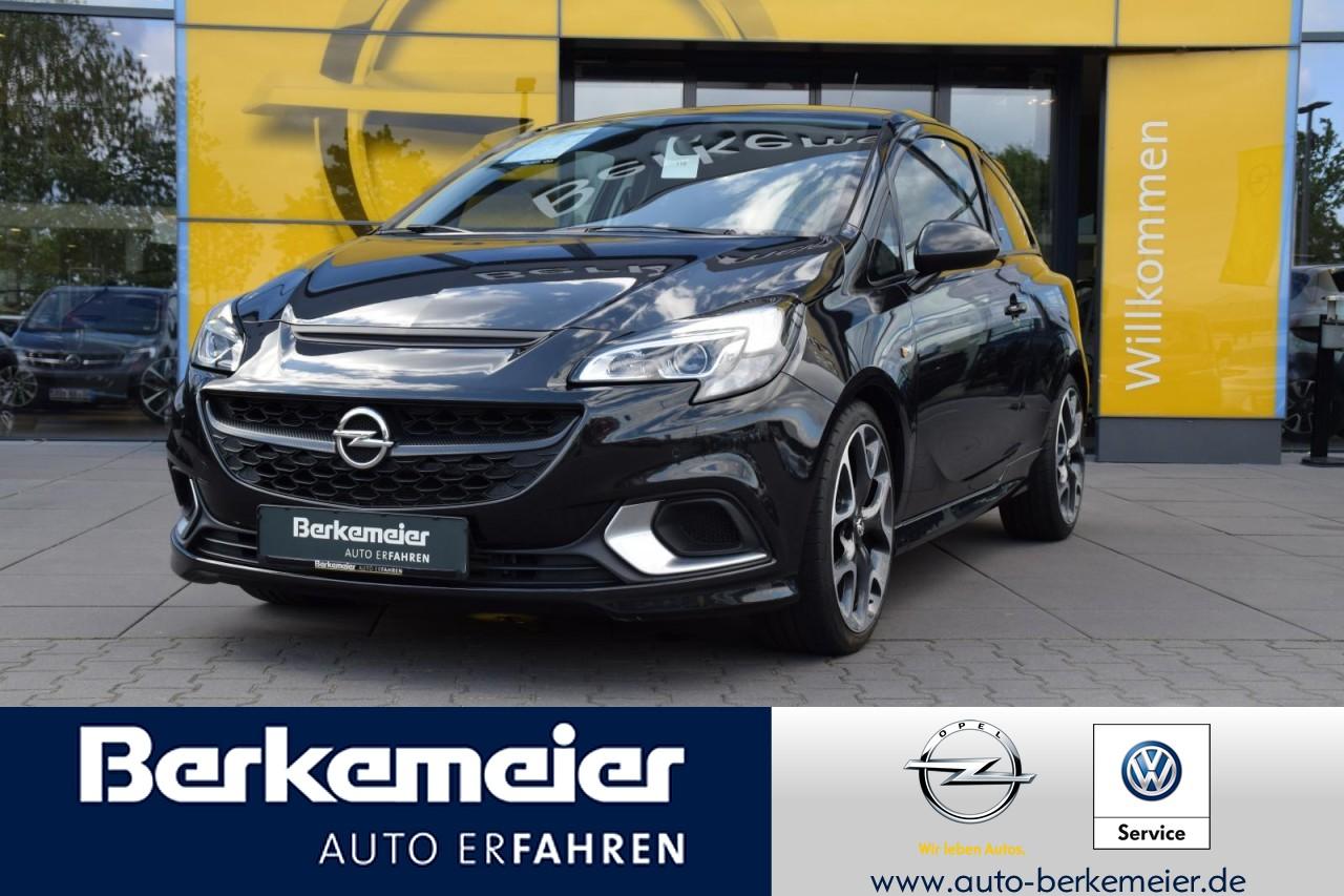 Opel Corsa OPC 1.6 Turbo *Recaro/IntelliLink/Parkpilot*, Jahr 2015, Benzin