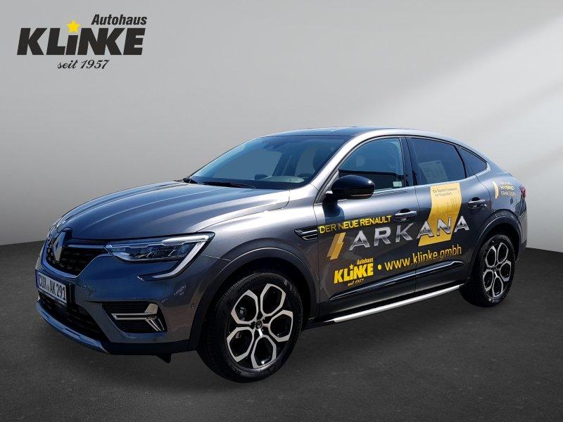 Renault Arkana Intens TCe 140 EDC *neues Modell*+Navi+Rückfahrkamera+PDC, Jahr 2021, Benzin