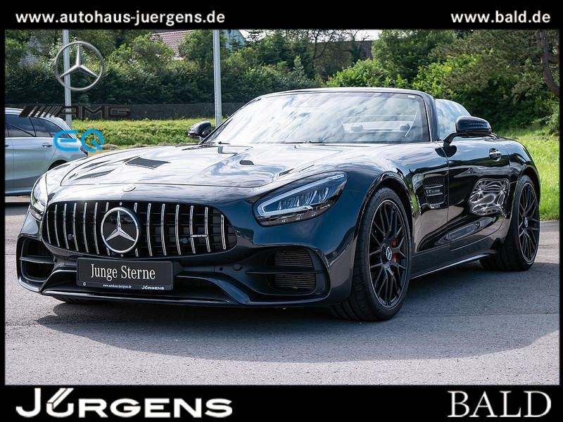 Mercedes-Benz AMG GT S Roadster Performance/Burm3D/Comand/Memo, Jahr 2019, Benzin