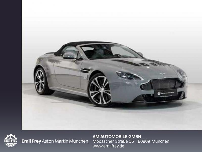 Aston Martin V12 Vantage S Roadster - ganz was besonderes -, Jahr 2016, Benzin