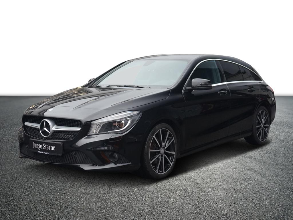 Mercedes-Benz CLA 200 SB Urban*Navi*PDC, Jahr 2016, Benzin