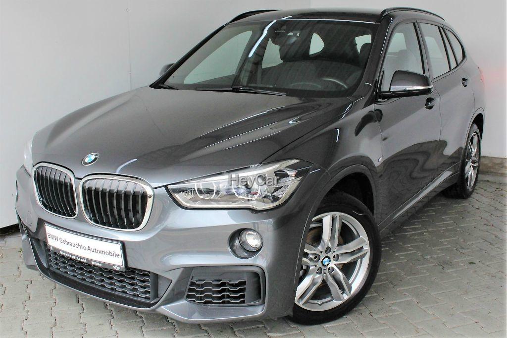 BMW X1 sDrive18i M Sport Klimaaut. Sportsitze HIFI, Jahr 2017, Benzin