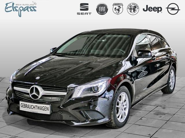 Mercedes-Benz CLA 200 Shooting Brake NAVI XEN PDCv+h BLUET SITZHZG, Jahr 2015, Benzin