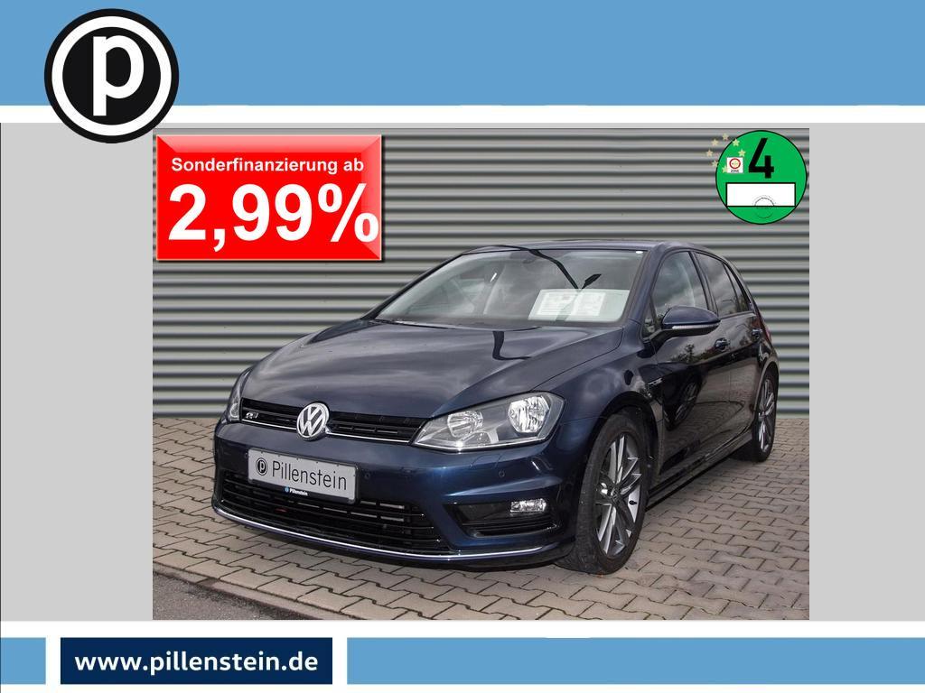 Volkswagen Golf VII 1.4 TSI CUP DSG PARKLENK NAVI SITZHZG, Jahr 2014, Benzin
