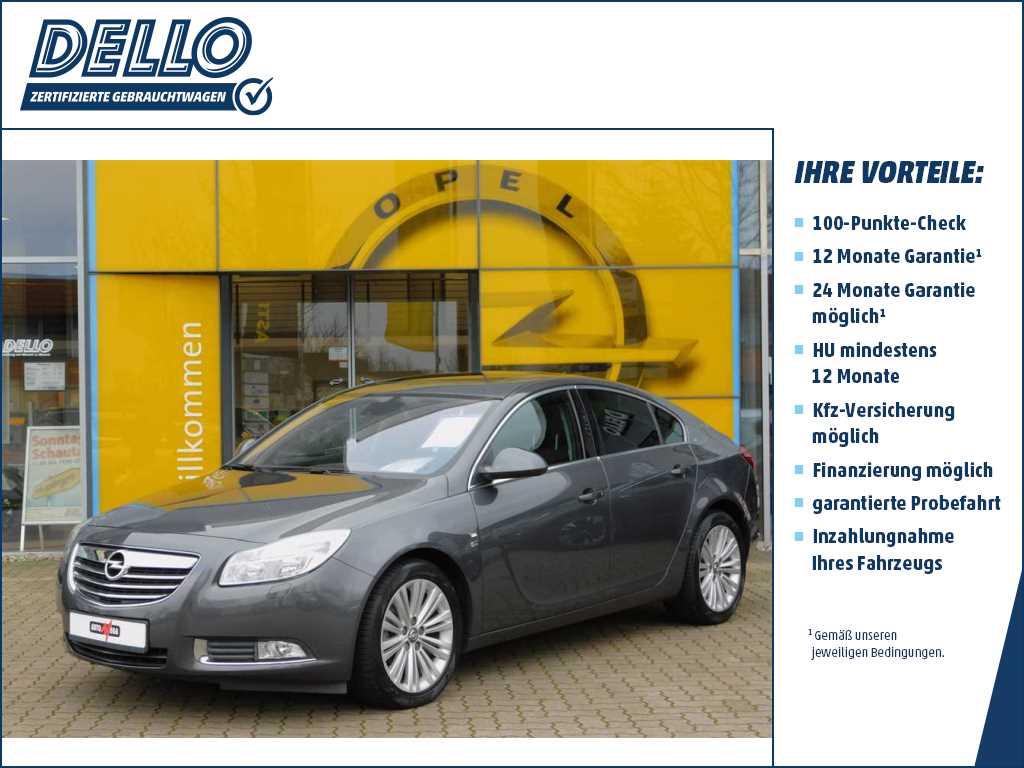 Opel Insignia 1.4 150 Jahre Navigation Schiebedach, Jahr 2012, Benzin