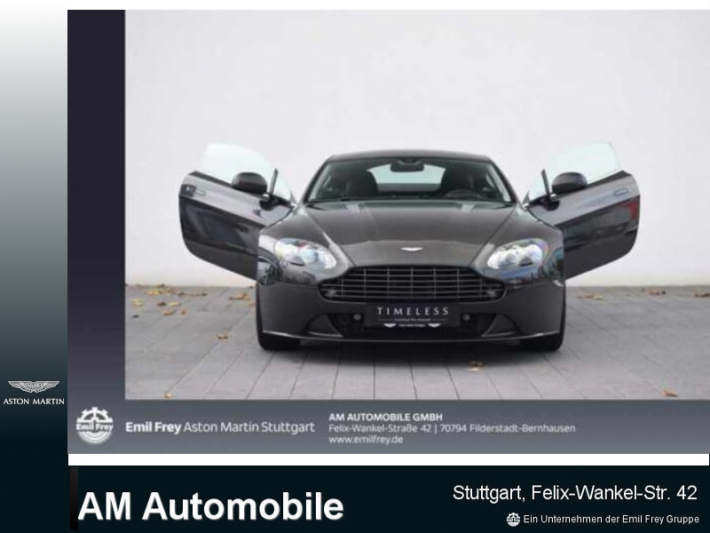 Aston Martin V8 Vantage SP10 Sportshift/Exterieur Carbon Pake, Jahr 2014, petrol