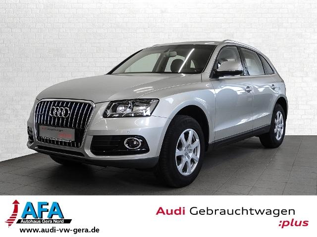 Audi Q5 2,0 TFSI quattro 17Zoll*PDC*Klima*Temp, Jahr 2013, Benzin