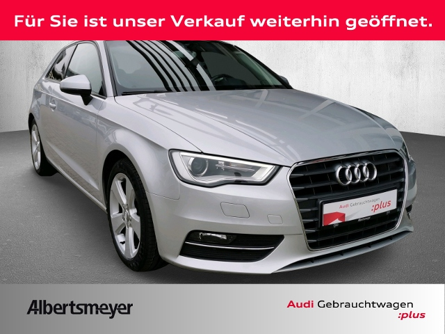 Audi A3 1.4 TFSI Ambition+Xenon+Panorama+Klima, Jahr 2013, Benzin