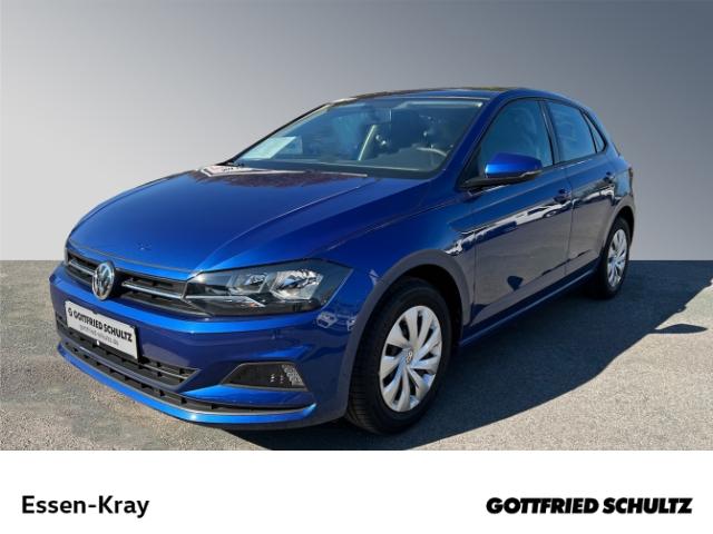 Volkswagen Polo FSE KLIMA Comfortline 1.0 TSI PANO NAVI, Jahr 2018, Benzin