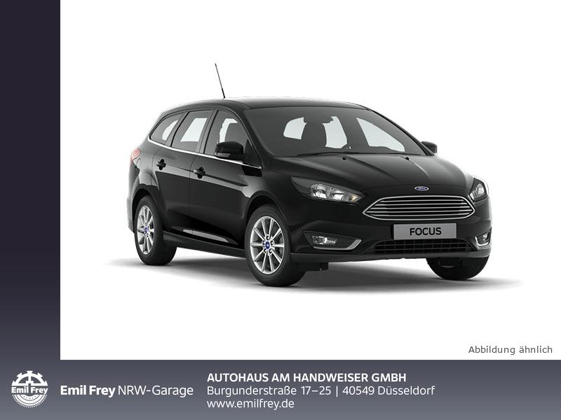 Ford Focus Turnier Titanium 1.5 EcoBoost, Jahr 2016, Benzin