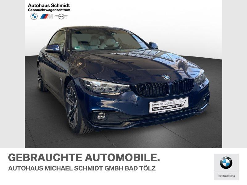 BMW 420 finanzieren