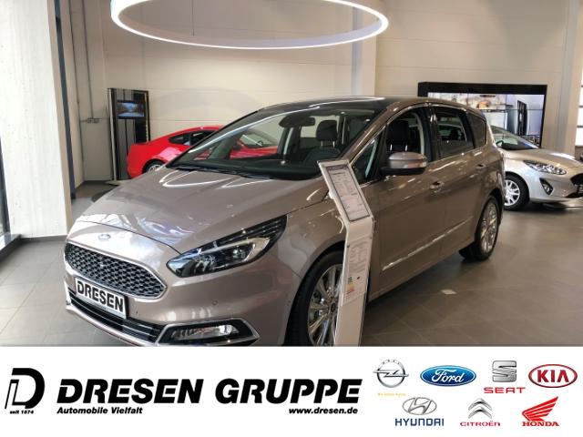 Ford S-Max Vignale LED+Navi+Standheizung+Massagesitze, Jahr 2018, Diesel