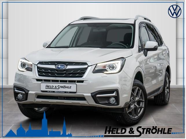 Subaru Forester 2.0i CVT Exclusive LED R-KAM ACC GSD, Jahr 2017, Benzin