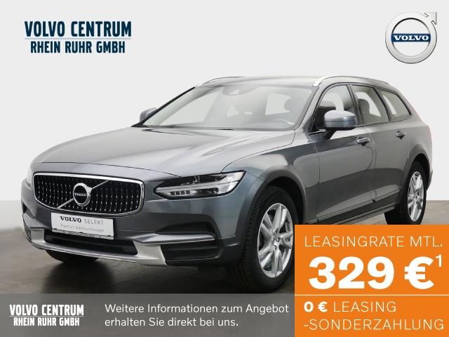 Volvo V90 Cross Country AWD D4 -Kamera,AHK,Totwinkel,Navi,LED,Elek.Heckklappe, Jahr 2017, Diesel