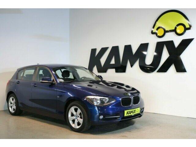 BMW 116d 5 Türer +Klima+MfL+PDC+Bluetooth+USB+, Jahr 2014, Diesel