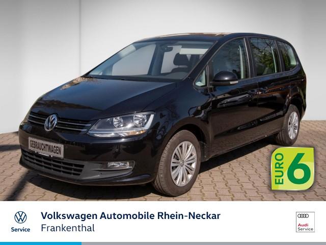 Volkswagen Sharan 2.0 TDI Trendline Navi Klima Einparkhilfe Sitzheizung uvm, Jahr 2018, Diesel