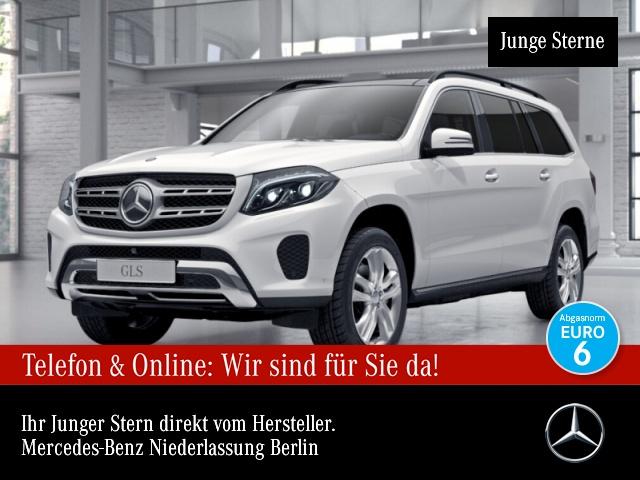 Mercedes-Benz GLS 350 d 4M AMG 360° Airmat Stdhzg Pano, Jahr 2017, Diesel