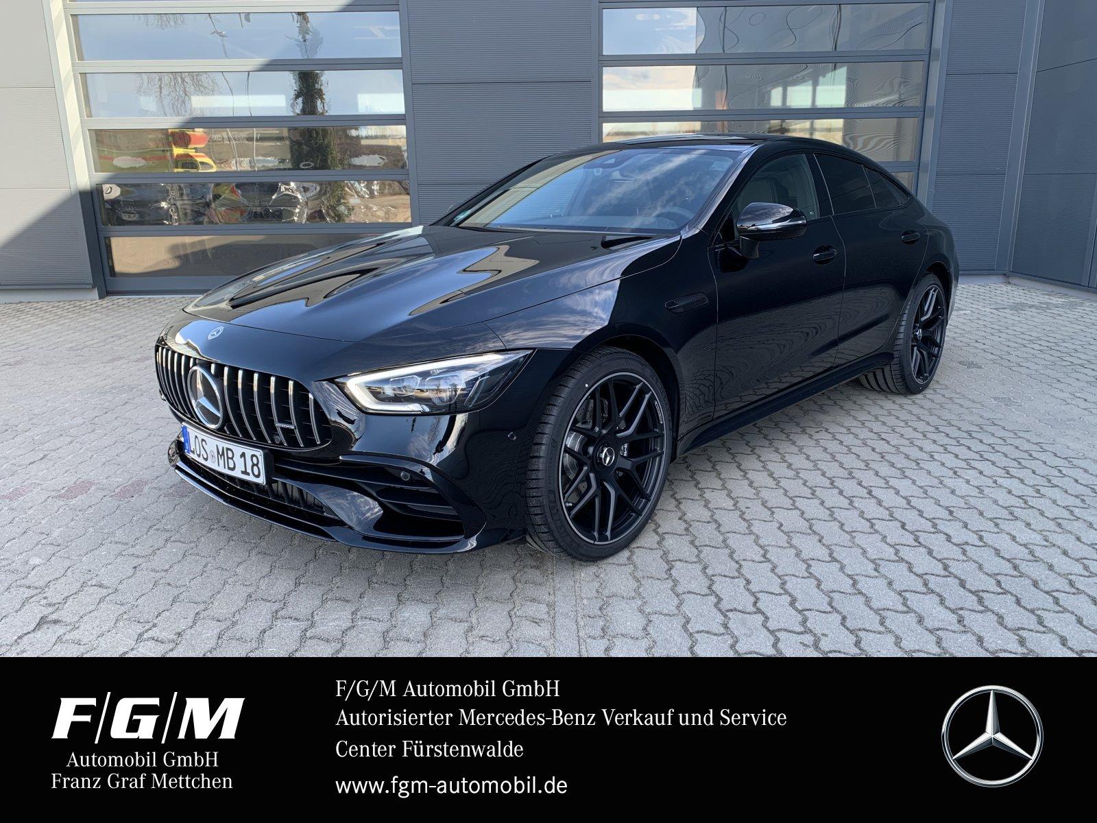 Mercedes-Benz AMG GT 43 4M MBUX/ILS/SHD/Night/ Standheizung, Jahr 2021, Benzin