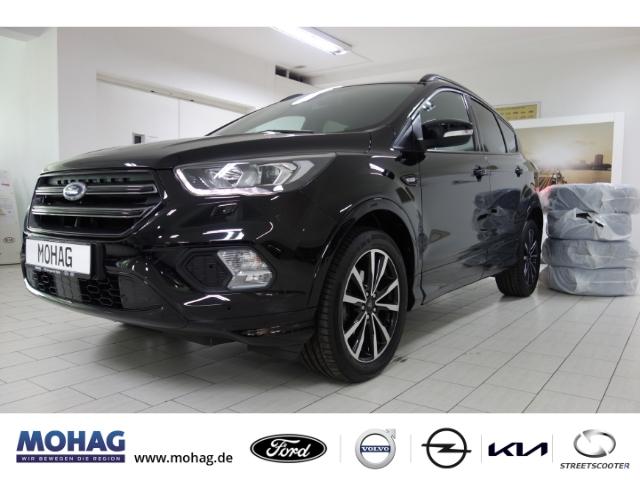 Ford Kuga ST-Line*Leder*Navi*RFK*El.Heckklappe+PDCv+H*SZH*, Jahr 2018, Benzin