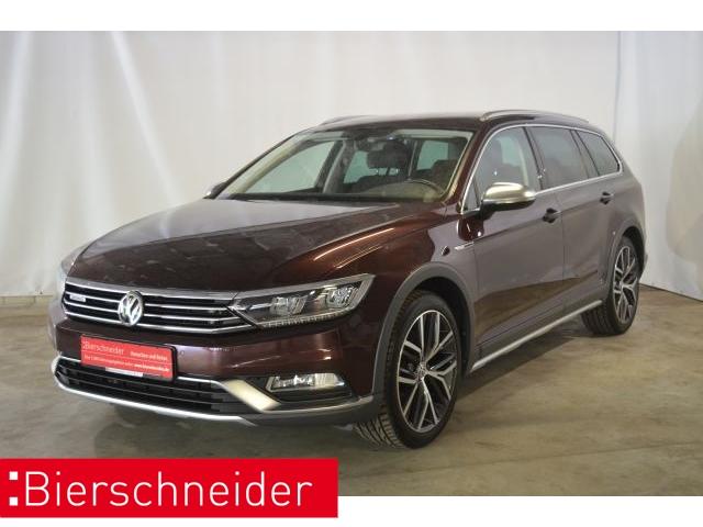 Volkswagen Passat Alltrack 2.0 TDI 4Mo. 19 AHK LED NAVI, Jahr 2016, Diesel