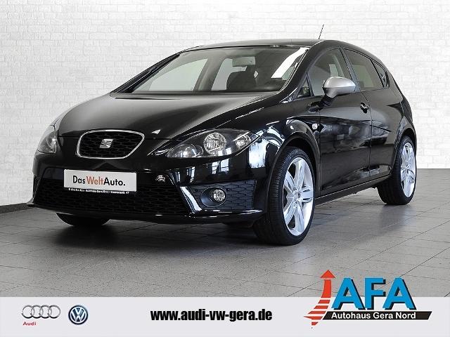 Seat Leon 2,0 TDI FR Leder,SHZ,Klimaaut, Jahr 2012, diesel