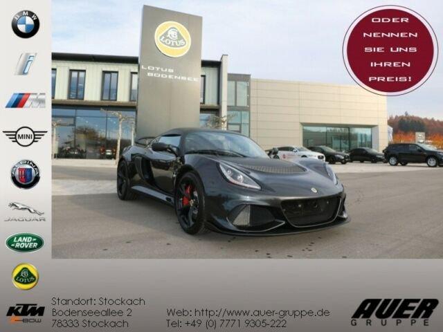 Lotus Exige Sport 350 Coupé LOTUS Bodensee, Jahr 2019, Benzin