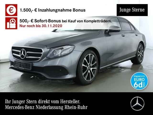 Mercedes-Benz E 200 d Avantgarde WideScreen Multibeam COMAND PTS, Jahr 2019, Diesel