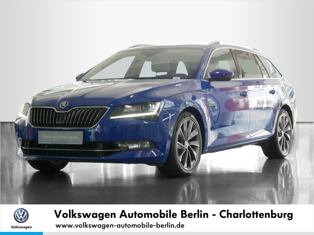 Skoda Superb Combi V6 Laurin & Klement 4x4, Jahr 2018, Benzin
