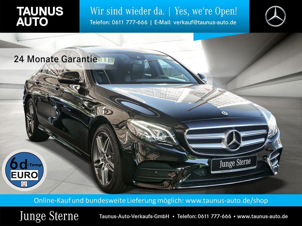 Mercedes-Benz E 450 4M AMG-LINE COMAND WIDE SHD KAMERA, Jahr 2019, Benzin